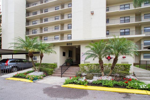 800 Cove Cay Drive 2C, Clearwater, FL 33760 (MLS #U8025373) :: Burwell Real Estate