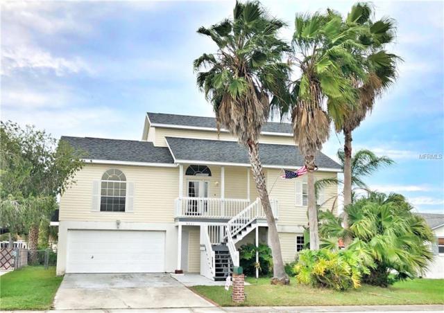 9831 Island Harbor Drive, Port Richey, FL 34668 (MLS #U8026042) :: Team Suzy Kolaz