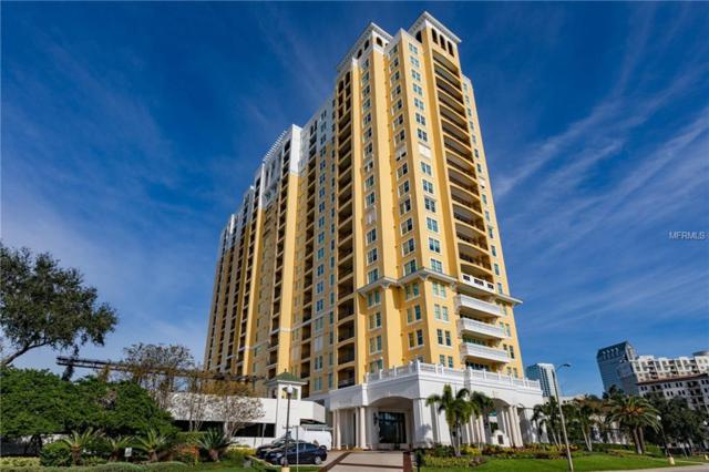 345 Bayshore Boulevard #1707, Tampa, FL 33606 (MLS #U8026912) :: Andrew Cherry & Company