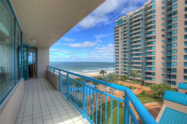 1540 Gulf Boulevard #607, Clearwater Beach, FL 33767 (MLS #U8027143) :: Lovitch Realty Group, LLC