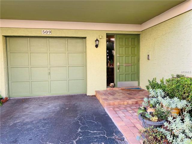 509 Sandy Hook Drive, Treasure Island, FL 33706 (MLS #U8027762) :: KELLER WILLIAMS ELITE PARTNERS IV REALTY