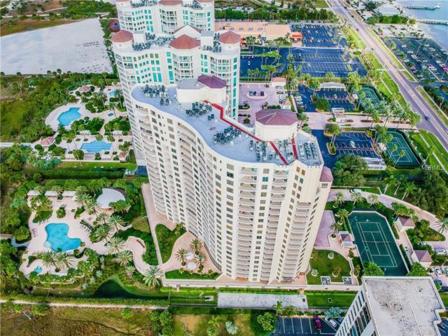 1200 Gulf Boulevard #206, Clearwater Beach, FL 33767 (MLS #U8027820) :: Lovitch Realty Group, LLC