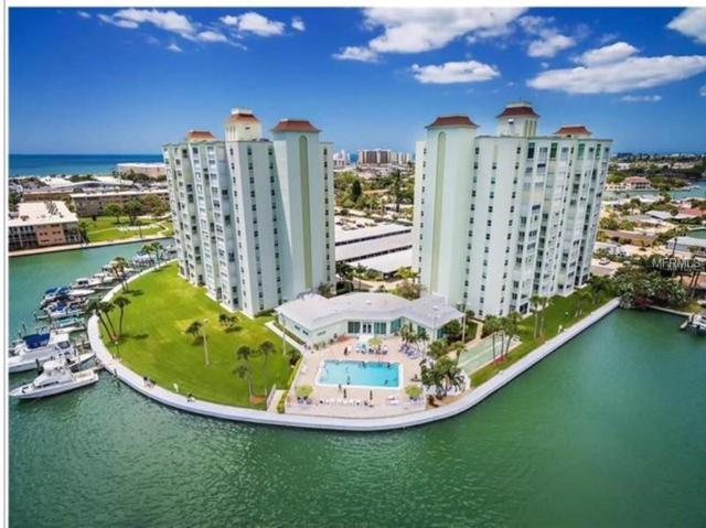 400 64TH Avenue #1204, St Pete Beach, FL 33706 (MLS #U8029309) :: Lockhart & Walseth Team, Realtors