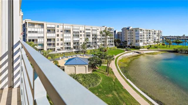 7912 Sailboat Key Boulevard S #406, South Pasadena, FL 33707 (MLS #U8029635) :: Baird Realty Group