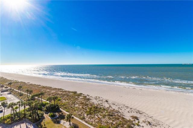 1430 Gulf Boulevard #201, Clearwater Beach, FL 33767 (MLS #U8030218) :: Burwell Real Estate