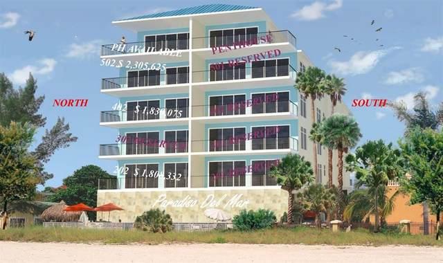 19738 Gulf Boulevard 502-N, Indian Shores, FL 33785 (MLS #U8030847) :: Realty One Group Skyline / The Rose Team