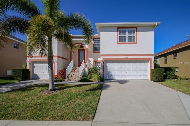 1007 Blue Heron Way, Tarpon Springs, FL 34689 (MLS #U8031120) :: Cartwright Realty