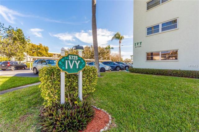 5725 80TH ST N #215, St Petersburg, FL 33709 (MLS #U8031544) :: Lovitch Realty Group, LLC
