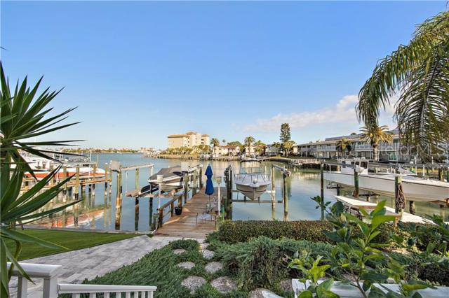 246 Dolphin Point, Clearwater Beach, FL 33767 (MLS #U8031975) :: The Duncan Duo Team