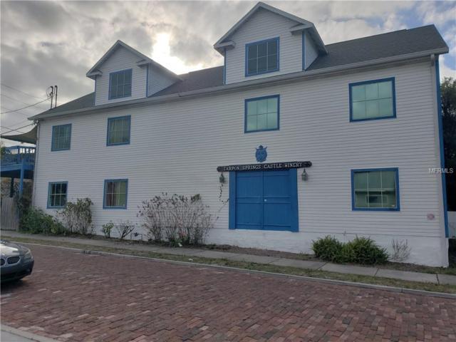320 E Tarpon Avenue, Tarpon Springs, FL 34689 (MLS #U8032230) :: Griffin Group