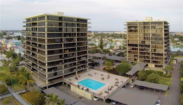 7600 Bayshore Dr #206, Treasure Island, FL 33706 (MLS #U8032393) :: Griffin Group