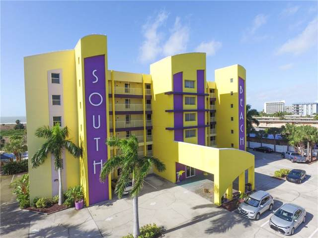11360 Gulf Boulevard #304, Treasure Island, FL 33706 (MLS #U8032919) :: Griffin Group
