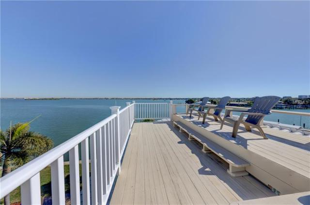 407 Midway Island, Clearwater Beach, FL 33767 (MLS #U8032971) :: The Duncan Duo Team