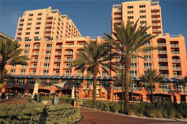 301 S Gulfview Boulevard #809, Clearwater Beach, FL 33767 (MLS #U8033507) :: Team Buky