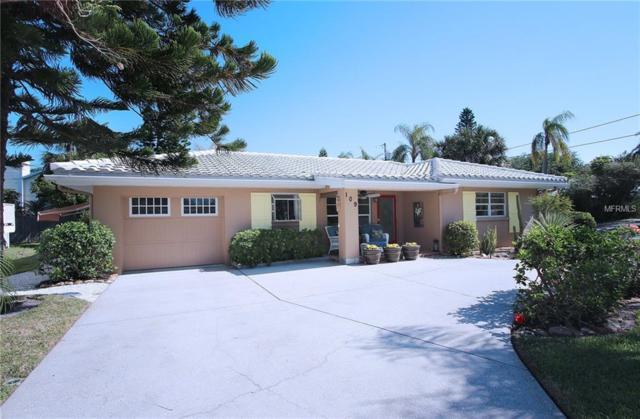 109 3RD Street, Belleair Beach, FL 33786 (MLS #U8033607) :: Mark and Joni Coulter | Better Homes and Gardens