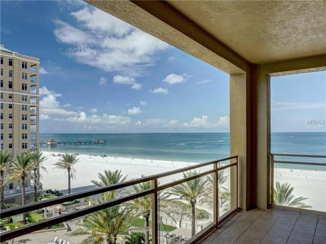 11 Baymont Street #805, Clearwater Beach, FL 33767 (MLS #U8033785) :: Mark and Joni Coulter | Better Homes and Gardens