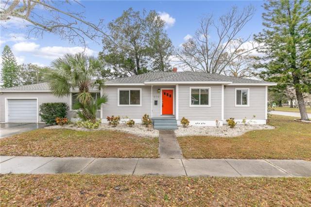 830 32ND Street N, St Petersburg, FL 33713 (MLS #U8034285) :: Lockhart & Walseth Team, Realtors