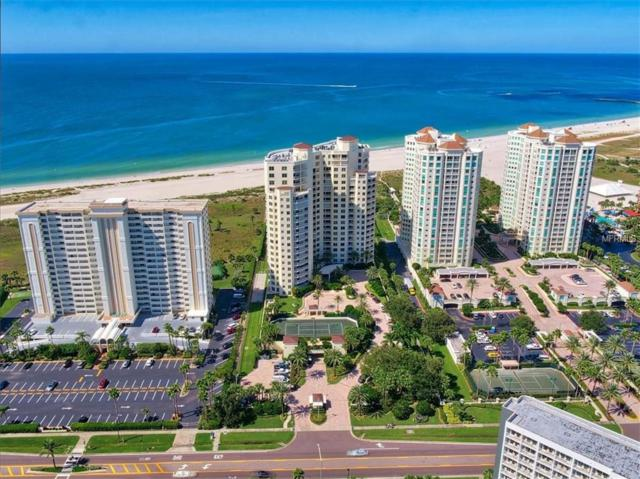 1200 Gulf Boulevard #2001, Clearwater, FL 33767 (MLS #U8035313) :: Mark and Joni Coulter | Better Homes and Gardens