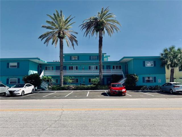 504 67TH Avenue #5, St Pete Beach, FL 33706 (MLS #U8037131) :: Gate Arty & the Group - Keller Williams Realty