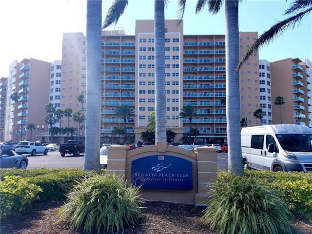 880 Mandalay Avenue S313, Clearwater, FL 33767 (MLS #U8038810) :: Charles Rutenberg Realty