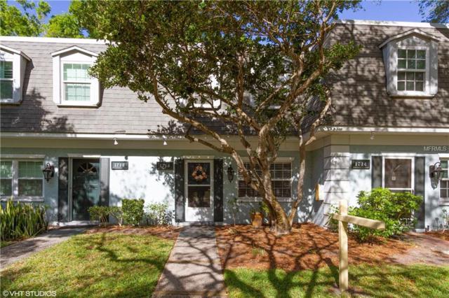 1716 Belleair Forest Drive #1716, Belleair, FL 33756 (MLS #U8039032) :: Cartwright Realty