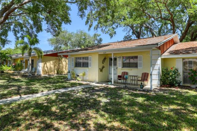 869 Desoto Court #869, Dunedin, FL 34698 (MLS #U8039284) :: Florida Real Estate Sellers at Keller Williams Realty