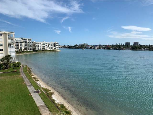 8000 Sailboat Key Boulevard S #402, St Pete Beach, FL 33707 (MLS #U8039352) :: Lockhart & Walseth Team, Realtors