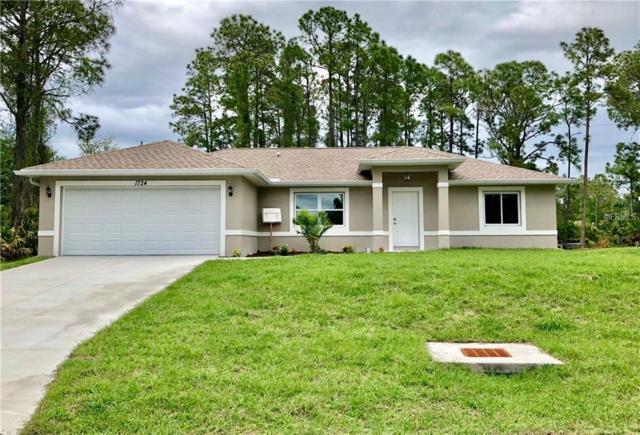 1724 Geranium Avenue, North Port, FL 34288 (MLS #U8039625) :: Delgado Home Team at Keller Williams