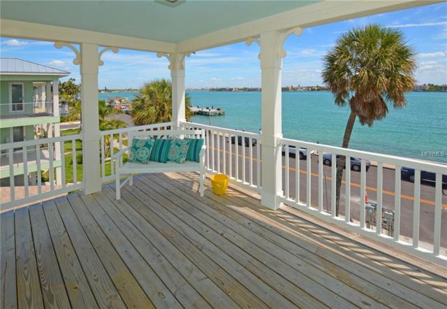600 Pass-A-Grille Way, St Pete Beach, FL 33706 (MLS #U8040008) :: Lockhart & Walseth Team, Realtors
