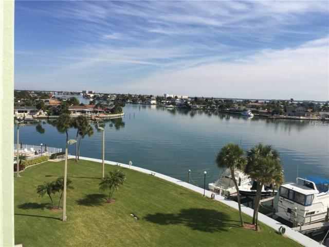 400 64TH Avenue #504, St Pete Beach, FL 33706 (MLS #U8040446) :: Lockhart & Walseth Team, Realtors