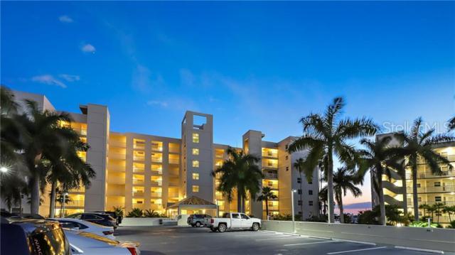 6105 Bahia Del Mar Circle #688, St Petersburg, FL 33715 (MLS #U8040626) :: Gate Arty & the Group - Keller Williams Realty Smart