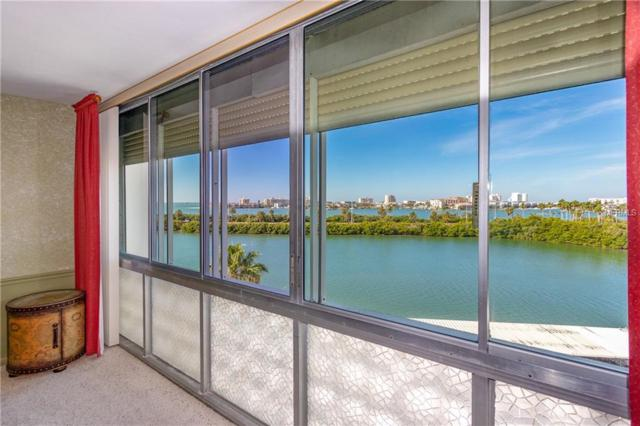 31 Island Way #409, Clearwater, FL 33767 (MLS #U8040748) :: Burwell Real Estate