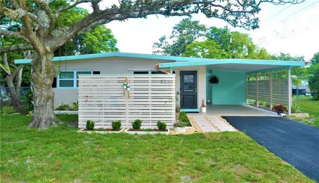 5333 Dartmouth Road, New Port Richey, FL 34652 (MLS #U8041541) :: The Duncan Duo Team