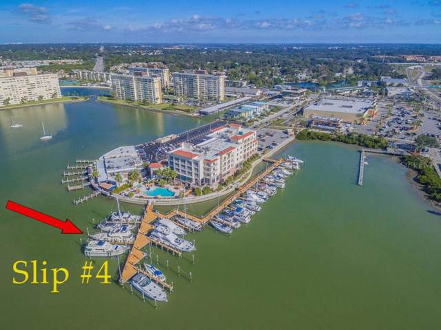 601 American Legion Drive S-4, Madeira Beach, FL 33708 (MLS #U8042330) :: Godwin Realty Group