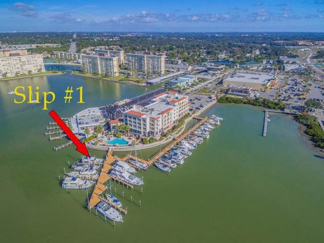 601 American Legion Drive S-1, Madeira Beach, FL 33708 (MLS #U8042331) :: Godwin Realty Group