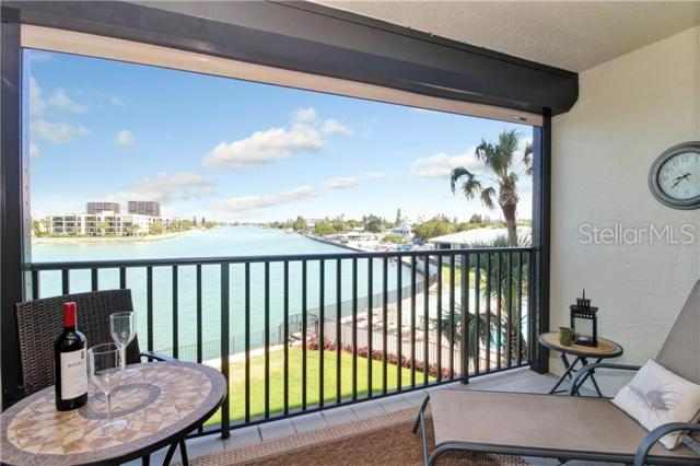 7150 Sunset Way #204, St Pete Beach, FL 33706 (MLS #U8042343) :: Baird Realty Group