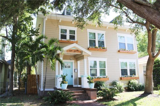 140 13TH Avenue NE, St Petersburg, FL 33701 (MLS #U8042405) :: Andrew Cherry & Company