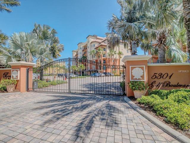5301 Gulf Boulevard D304, St Pete Beach, FL 33706 (MLS #U8042555) :: Griffin Group