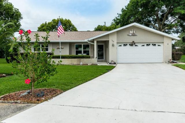 134 Stafford Drive, Palm Harbor, FL 34684 (MLS #U8042843) :: Andrew Cherry & Company