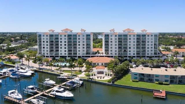 1325 Snell Isle Boulevard NE #611, St Petersburg, FL 33704 (MLS #U8043557) :: Lockhart & Walseth Team, Realtors