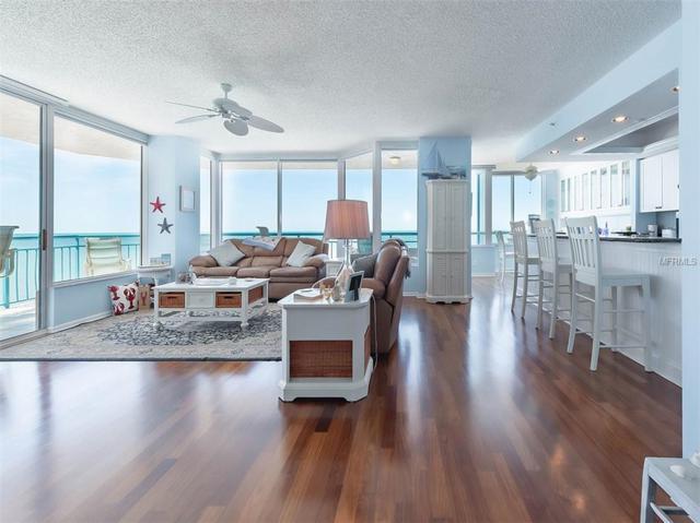 1520 Gulf Boulevard #1101, Clearwater Beach, FL 33767 (MLS #U8044044) :: Burwell Real Estate