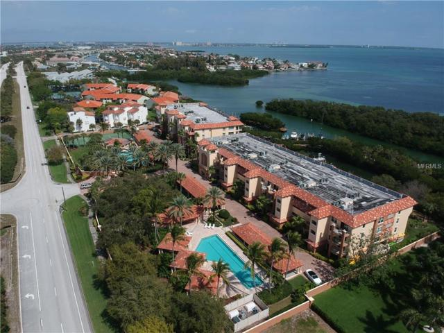 1695 Pinellas Bayway S E3, Tierra Verde, FL 33715 (MLS #U8044393) :: American Realty