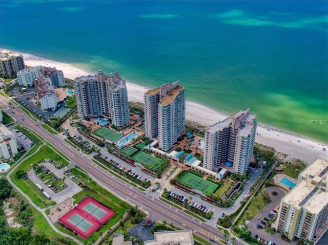 1520 Gulf Boulevard #904, Clearwater Beach, FL 33767 (MLS #U8044432) :: Burwell Real Estate
