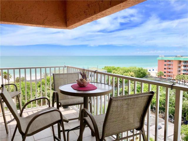 18320 Gulf Boulevard #601, Redington Shores, FL 33708 (MLS #U8044513) :: Team Bohannon Keller Williams, Tampa Properties
