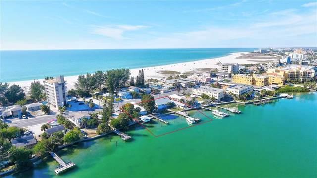 10201 Gulf Boulevard, Treasure Island, FL 33706 (MLS #U8044814) :: Lockhart & Walseth Team, Realtors