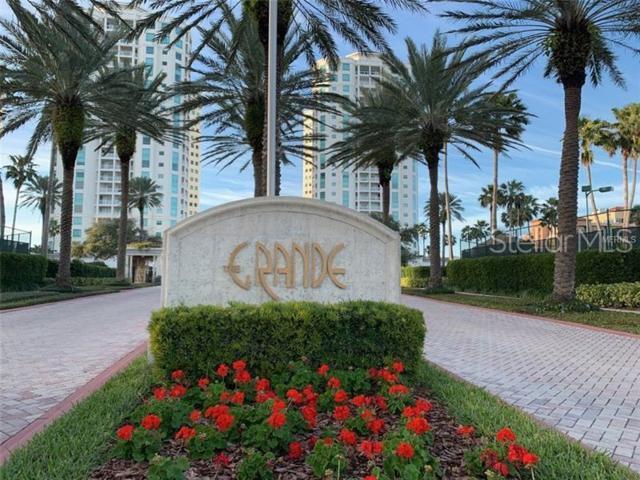 1170 Gulf Boulevard #304, Clearwater, FL 33767 (MLS #U8045322) :: Burwell Real Estate