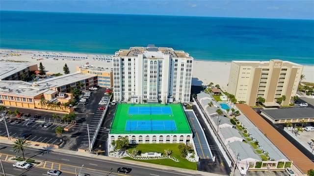 4950 Gulf Boulevard #301, St Pete Beach, FL 33706 (MLS #U8045538) :: Team 54