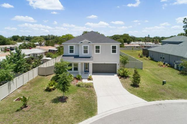 3390 Mela Court, Holiday, FL 34691 (MLS #U8045606) :: Team Bohannon Keller Williams, Tampa Properties