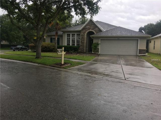 7510 Kickliter Lane, Land O Lakes, FL 34637 (MLS #U8045919) :: Team Bohannon Keller Williams, Tampa Properties