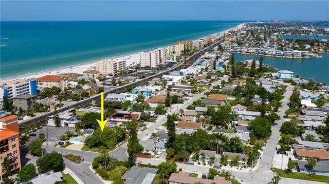 13312 1ST Street E, Madeira Beach, FL 33708 (MLS #U8046649) :: Dalton Wade Real Estate Group